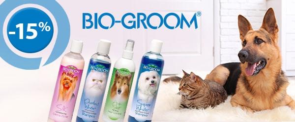 -15% на весь ассортимент Bio-Groom