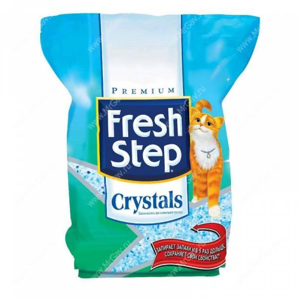 Fresh Step Crystals, 3,62 ��