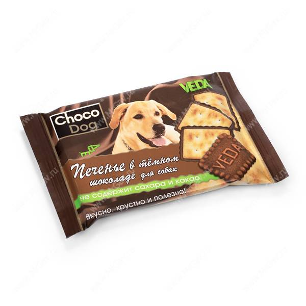 ��������� ������� � ������ �������� ��� ����� Choco Dog, 30 �