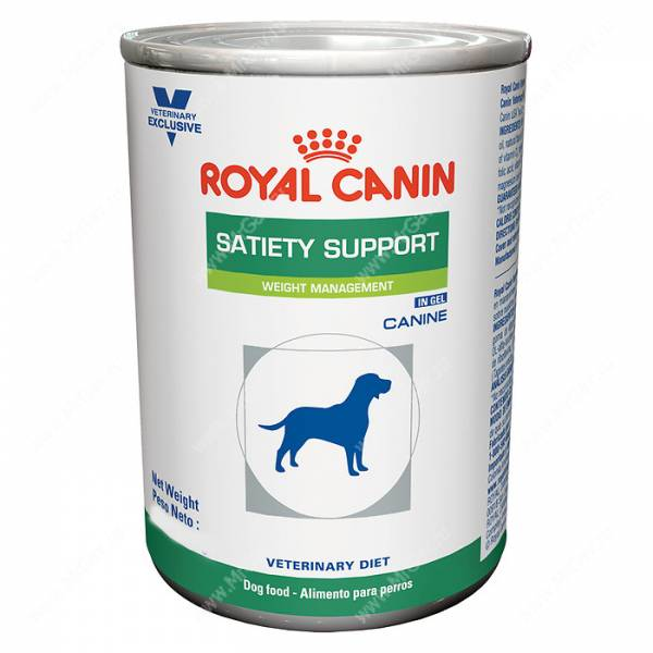 Корм royal canin satiety weight managements