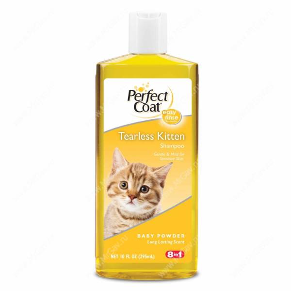 ������� ��� ����� 8in1 Tearless Kitten Shampoo
