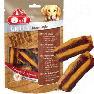 ��������� ��� ����� ����� � ����� ������ 8in1 Grills Bacon