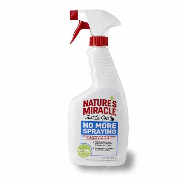 ����� ��������� ��� ����� 8in1 Nature's Miracle JFC No More Spraying, 709 ��