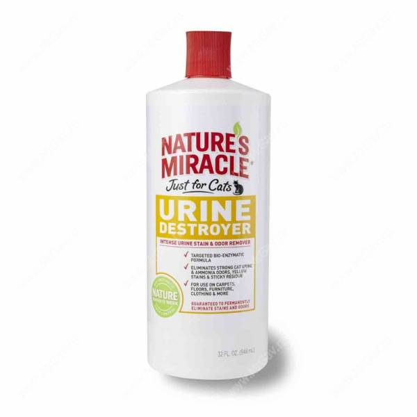 ������������ ������, ����� � ������ �� ���� ����� 8in1 Nature's Miracle 8in1 JFC Urine Destroyer Stain&Residue Eliminator, 945 ��