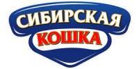 Логотип Сибирская кошка
