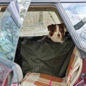 Автогамак OSSO Car Premium, на 1/3 сидения