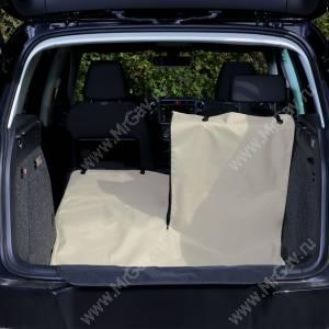 Автогамак Trixie, 180 см*130 см, бежевый