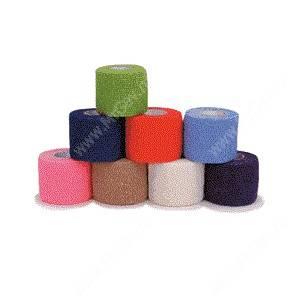 Бандаж Andover PetFlex 2,5 см*4,5 м, 2 шт., цвета микс