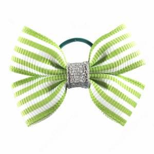 Бантик Озорной зеленый