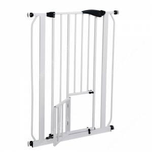 Барьер-загородка Ferplast Pet Gate c дополнительной дверцей