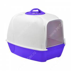 Био-туалет MPS PIXI, 52 см*39 см*39 см, синий