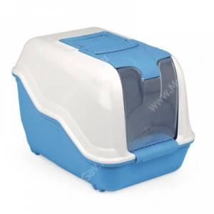 Био-туалет с совком MPS NETTA, 54 см*39 см*40 см, голубой
