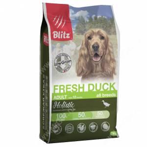 Blitz Low Grain Adult Fresh Duck