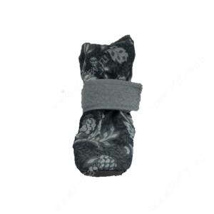 Ботинки на флисе OSSO, XS, серые