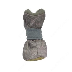Ботинки на меху OSSO, M, серые