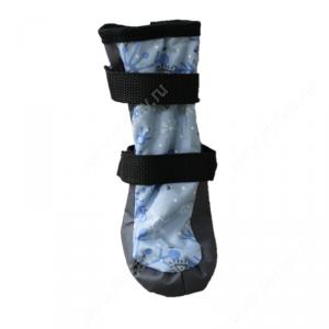 Ботинки утепленные для собак OSSO, 2, разноцветные
