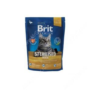 Brit Premium Cat Sterilised Duck