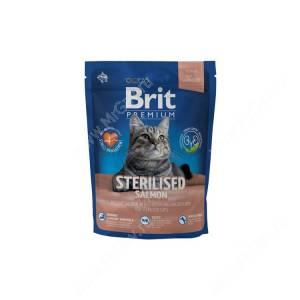 Brit Premium Cat Sterilised Salmon