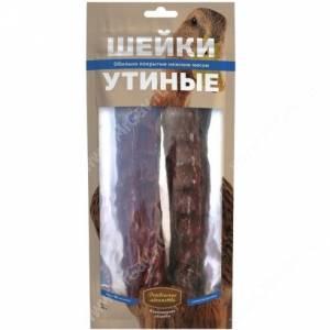 Деревенские лакомства шейки утиные, 90 г