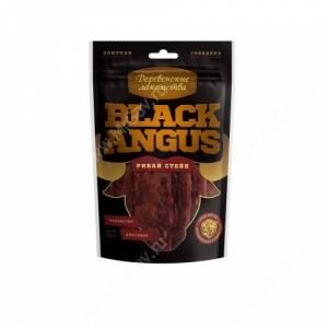 Деревенские лакомства стейк рибай Black Angus, 50 г