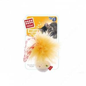 Электронная игрушка для кошек Фезер Воблер GiGwi Pet Droid