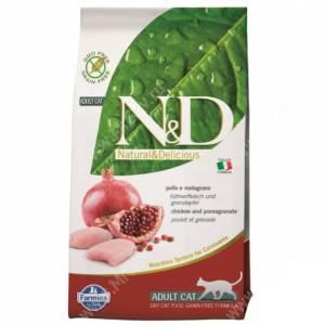 Farmina N&D Chicken&Pomegranate Adult Cat
