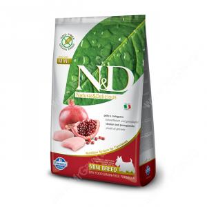 Farmina N&D Chicken&Pomegranate Adult Mini