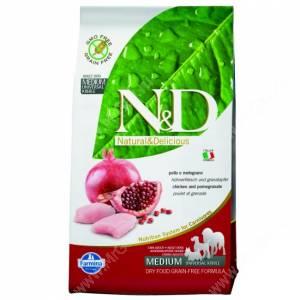 Farmina N&D Chicken&Pomegranate Adult
