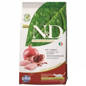 Farmina N&D Chicken&Pomegranate Cat Neutered