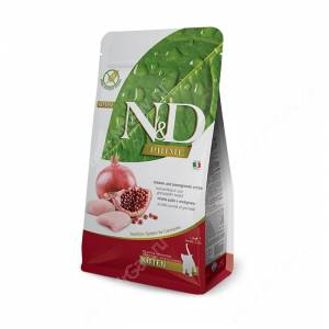Farmina N&D Chicken&Pomegranate Kitten