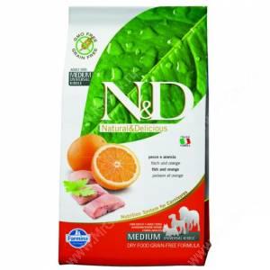 Farmina N&D Fish&Orange Adult Dog