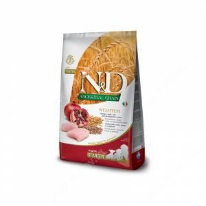 Farmina N&D Low Grain Chicken&Pomegranat Puppy Starter
