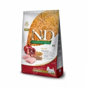 Farmina N&D Low Grain Chicken&Pomegranate Dog Light Medium&Mini