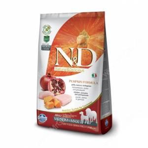 Farmina N&D Pumpkin Chicken&Pomegranate Adult Dog Medium&Maxi