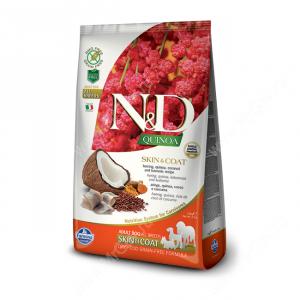Farmina N&D Quinoa Skin&Coat Herring Adult Dog