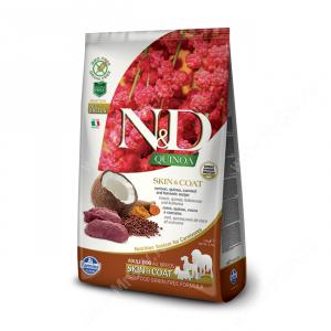 Farmina N&D Quinoa Skin&Coat Venison Adult Dog