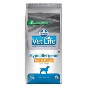 Farmina Vet Life Hypoallergenic Fish&Potato Dog