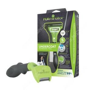 FURminator для короткошерстных собак, малый