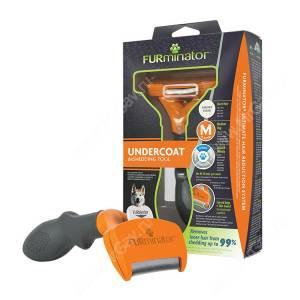 FURminator для короткошерстных собак, средний