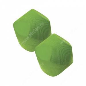 Геометрический мяч CHUCKIT! Erratic ball, средний, 2 шт.