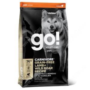 GO! Carnivore Grain Free Dog Lamb & Wild Boar Recipe