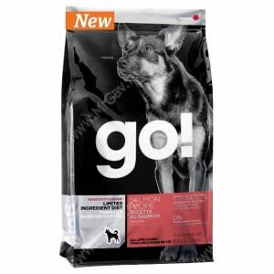 GO! Sensitivity + Shine Salmon Dog Recipe Grain Free, Potato Free