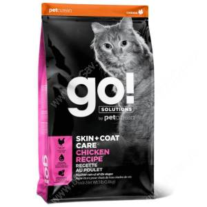 GO! Skin Coat Care Cat Chicken Recipe