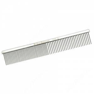 Гребень металлический Iv San Bernard Metal Comb, средний