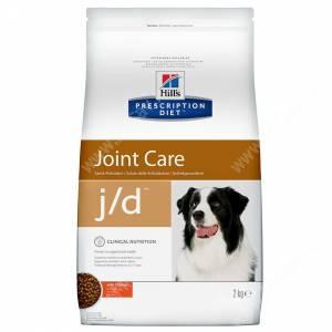 Hill's Prescription Diet j/d Joint Care сухой корм для собак с курицей