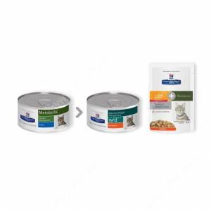 Hill's Prescription Diet Metabolic Weight Management влажный корм для кошек, 156 г