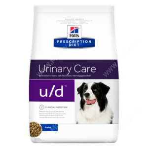 Hill's Prescription Diet u/d Urinary Care сухой корм для собак, 5 кг