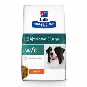Hill's Prescription Diet w/d Digestive/Weight/Diabetes Management сухой корм для собак с курицей