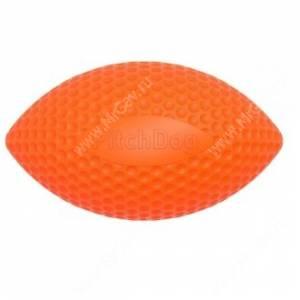 Игровой мяч-регби для апортировки PitchDog SportBall, 9 см