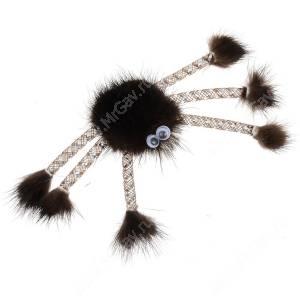 Игрушка для кошек GoSi Паук из норки